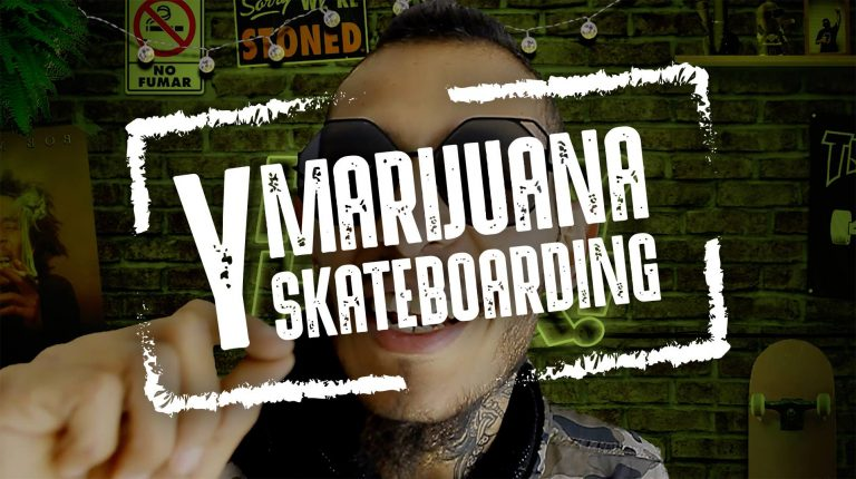 MARIJUANA & SKATEBOARDING – HAPPY HOUR 002 !!!!