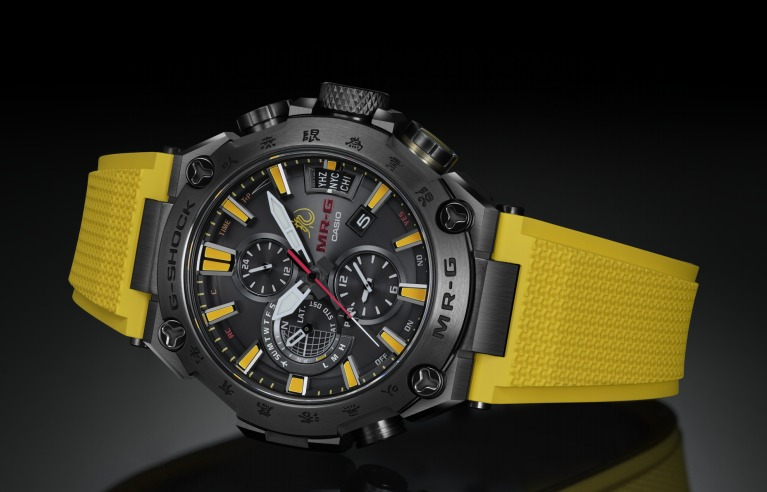 G-SHOCK MR-G – BRUCE LEE