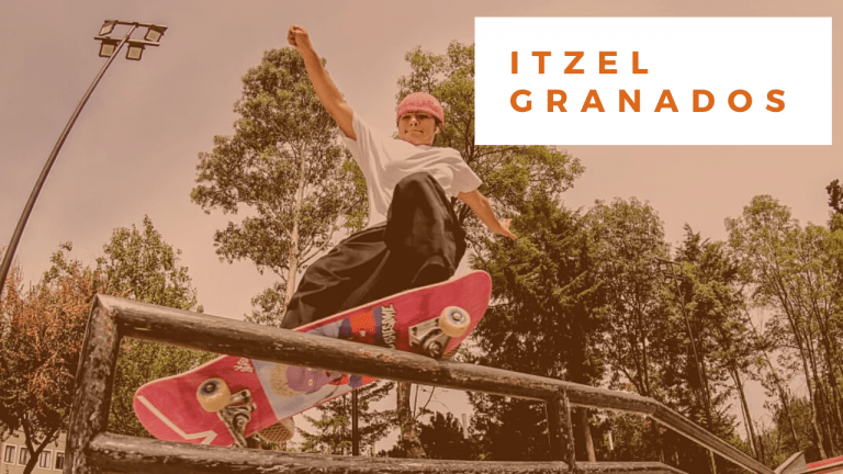 ITZEL GRANADOS BY CHILANGAS X SKATEPLACES